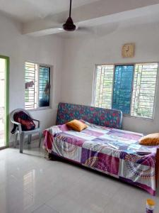 Gallery Cover Image of 1000 Sq.ft 2 BHK Apartment for rent in Beniapukur for 30000
