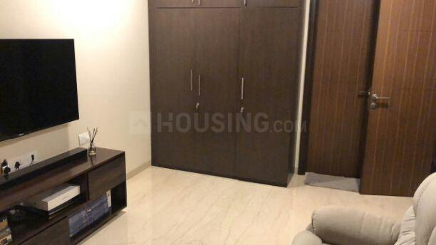 Bedroom Image of 3500 Sq.ft 3 BHK Apartment for rent in Tardeo for 350000