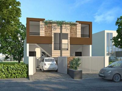 Gallery Cover Image of 911 Sq.ft 1 BHK Villa for buy in Talawali Chanda for 1950000