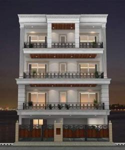 Gallery Cover Image of 2340 Sq.ft 4 BHK Independent Floor for buy in Sarvodaya Enclave for 50000000