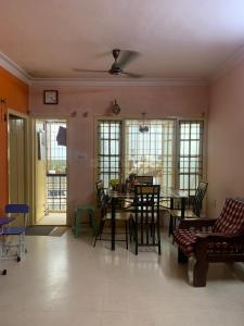 Gallery Cover Image of 1100 Sq.ft 2 BHK Apartment for rent in Jogupalya for 22000