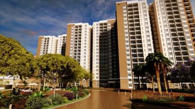 Gallery Cover Image of 644 Sq.ft 1 BHK Apartment for buy in Prestige Song Of The South, Akshayanagar for 3940000
