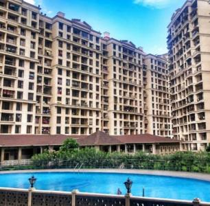 Gallery Cover Image of 1400 Sq.ft 3 BHK Apartment for rent in Nisarg Hyde Park, Kharghar for 35000