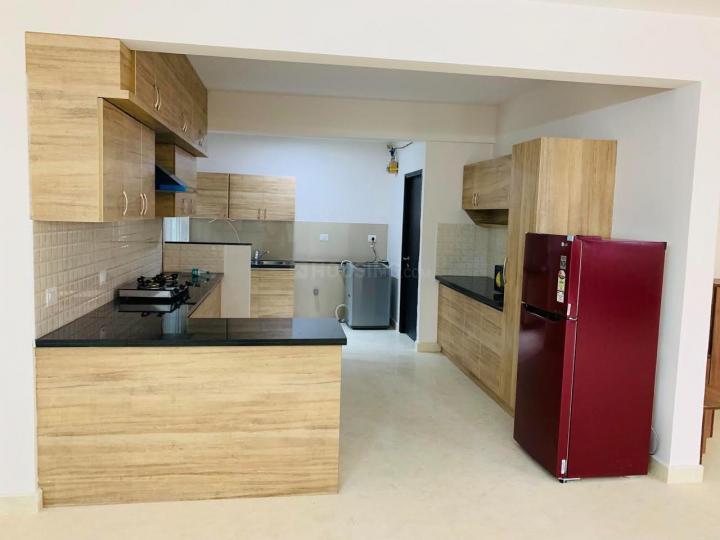 Kitchen Image of Brigade Lakefront PG in Hoodi
