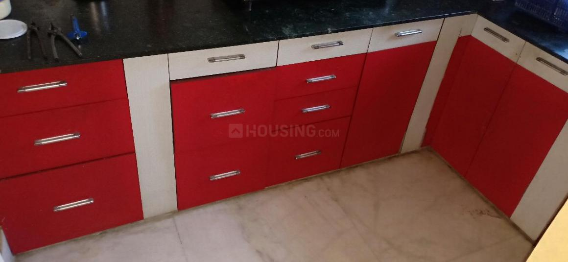 Kitchen Image of 1100 Sq.ft 2 BHK Apartment for rent in Keshtopur for 11500