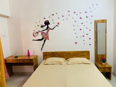 Bedroom Image of Pasa Boutique Stays PG in Wadgaon Sheri