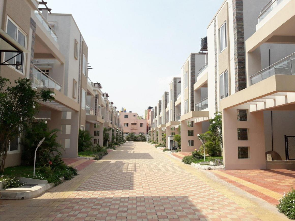 Building Image of 3400 Sq.ft 5 BHK Independent House for rent in Whitefield for 60000