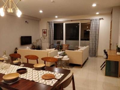Gallery Cover Image of 2300 Sq.ft 3 BHK Apartment for rent in Indira Nagar for 162000