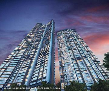 Gallery Cover Image of 2700 Sq.ft 4 BHK Apartment for buy in Mahalakshmi Nagar for 99000000