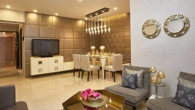 Gallery Cover Image of 1500 Sq.ft 3 BHK Apartment for buy in Mahindra Vicino A1 A2, Andheri East for 24100000