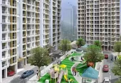 Gallery Cover Image of 560 Sq.ft 1 BHK Apartment for buy in JSB Nakshatra Greens, Naigaon East for 2750000
