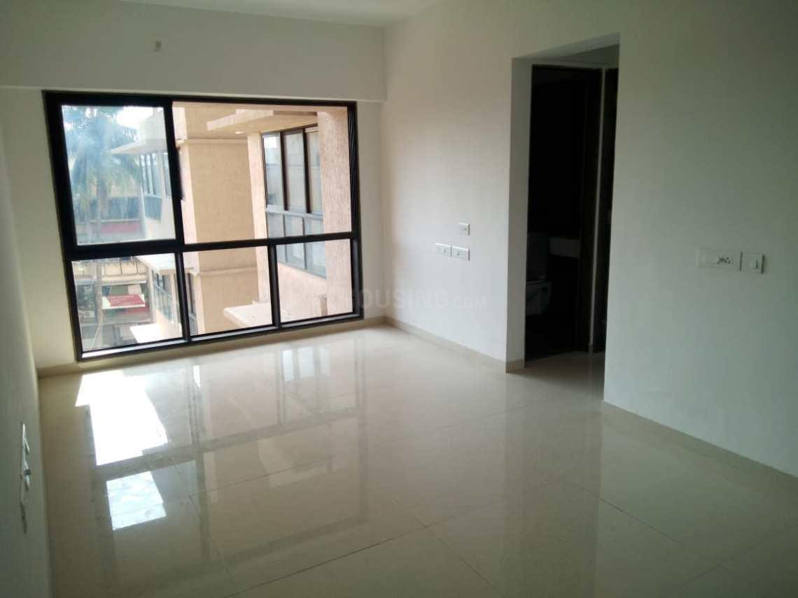 Living Room Image of 1000 Sq.ft 1 BHK Apartment for rent in Andheri East for 40000