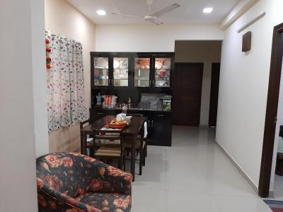 Gallery Cover Image of 1400 Sq.ft 3 BHK Apartment for rent in Manikonda for 25000