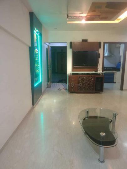गोरेगांव वेस्ट में शेखर जैसवाल पीजी में लिविंग रूम की तस्वीर
