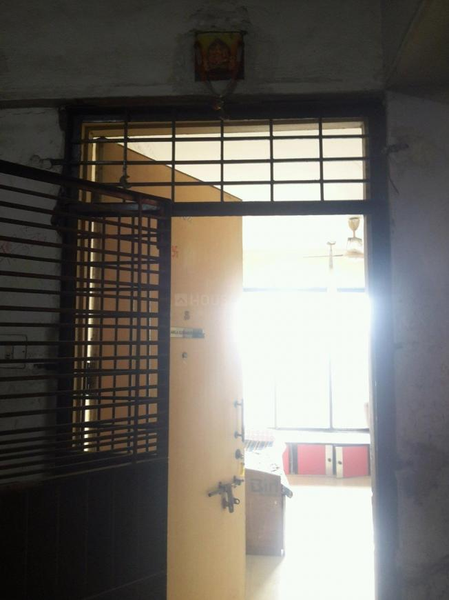 Main Entrance Image of 530 Sq.ft 1 BHK Apartment for rent in Kopar Khairane for 18000