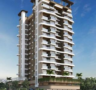 Gallery Cover Image of 1169 Sq.ft 2 BHK Apartment for buy in Seawoods for 17100000