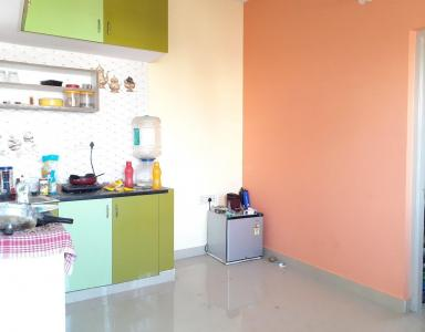 Gallery Cover Image of 685 Sq.ft 1 BHK Independent Floor for rent in Banaswadi for 10000