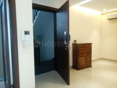 Gallery Cover Image of 4000 Sq.ft 4 BHK Independent Floor for rent in Gulmohar Enclave, Gulmohar Park for 180000