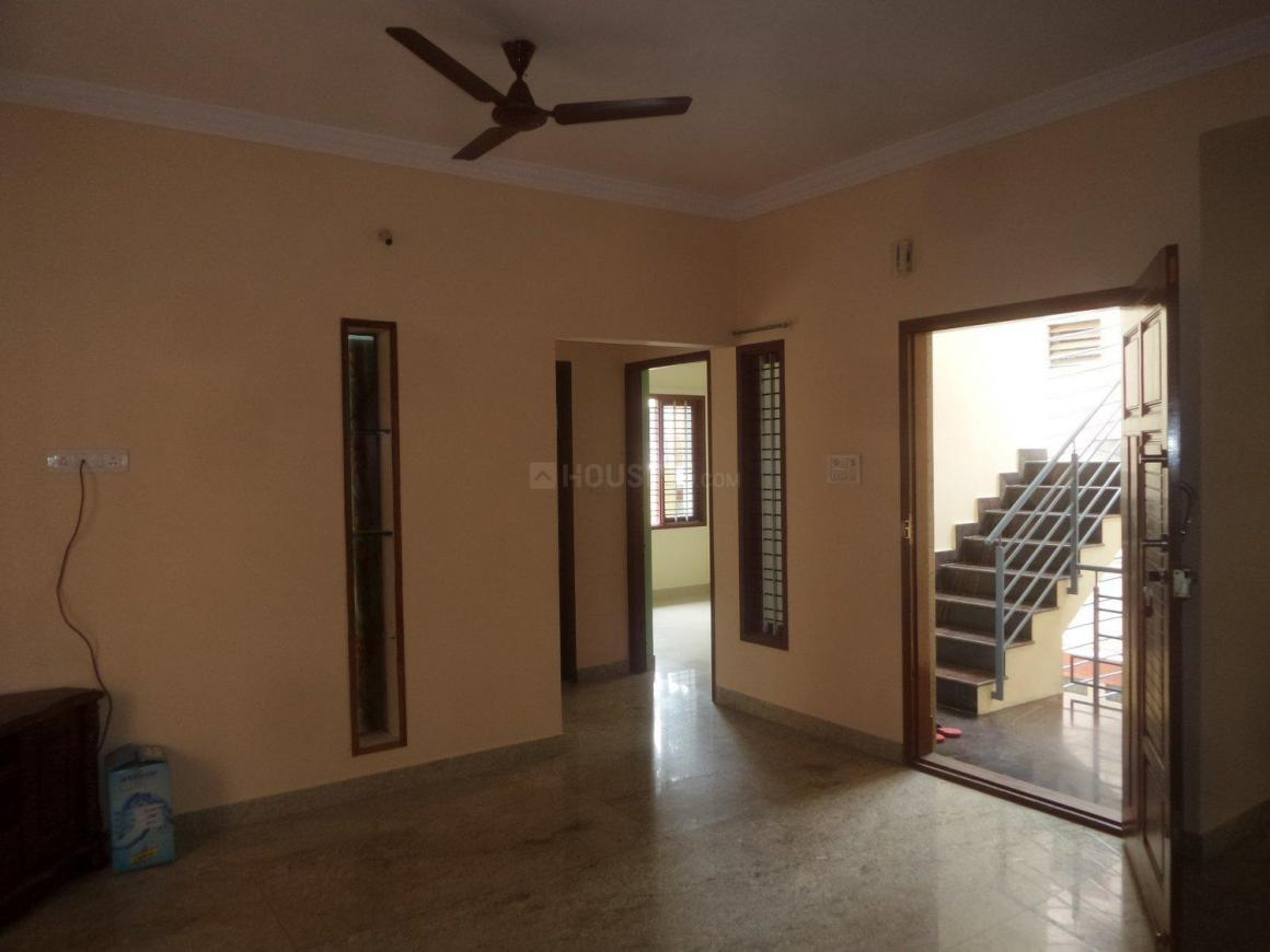 Living Room Image of 1450 Sq.ft 3 BHK Independent Floor for rent in Basaveshwara Nagar for 26000