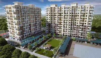 Gallery Cover Image of 1163 Sq.ft 2 BHK Apartment for rent in Wagholi for 12000