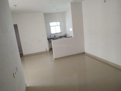 Gallery Cover Image of 1070 Sq.ft 3 BHK Apartment for rent in New Town for 14000