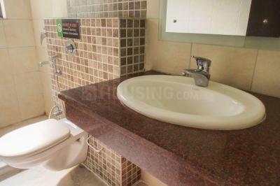 Common Bathroom Image of Coho Stays in Sushant Lok I