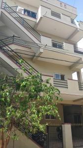 लक्ष्मी थिरुपथम्मा बॉइज़ पीजी इन संजयनगर के बिल्डिंग की तस्वीर
