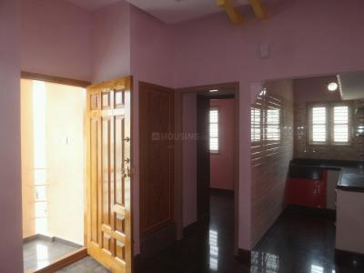 Gallery Cover Image of 600 Sq.ft 2 BHK Independent Floor for rent in Vijayanagar for 10500