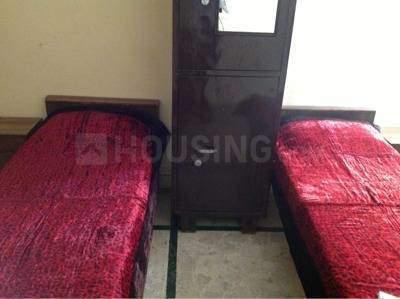 Bedroom Image of Bulbul PG in Govindpuri