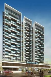 Gallery Cover Image of 670 Sq.ft 1 BHK Apartment for buy in Aastha River View, Taloja for 4500000