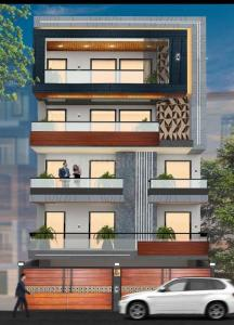 Gallery Cover Image of 1440 Sq.ft 3 BHK Independent Floor for buy in Chittaranjan Park for 26000000