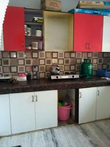 Kitchen Image of Sky Accomodations in Karol Bagh