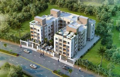 Gallery Cover Image of 779 Sq.ft 2 BHK Apartment for buy in Paradise Bijay Residency, Narendrapur for 3077050