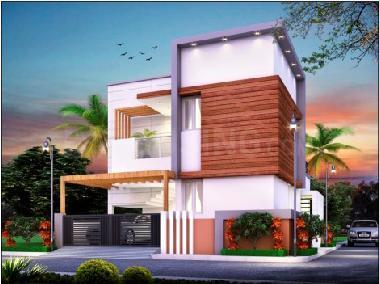 Gallery Cover Image of 1200 Sq.ft 2 BHK Independent House for buy in Bannerughatta for 4590000