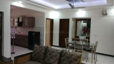 Gallery Cover Image of 1300 Sq.ft 3 BHK Independent Floor for buy in Sushant Lok I for 11000000