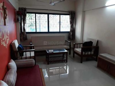 Gallery Cover Image of 1050 Sq.ft 2 BHK Apartment for rent in Airoli for 35000