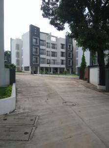 Gallery Cover Image of 1300 Sq.ft 3 BHK Apartment for buy in Qualcon Greenwood Estate, Taloja for 5500000