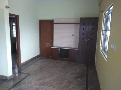 Gallery Cover Image of 650 Sq.ft 1 BHK Independent House for rent in Vibhutipura for 14000
