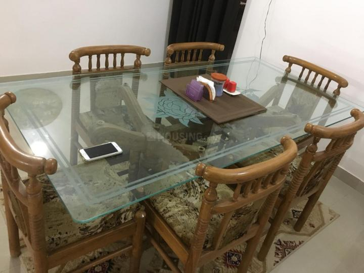 Dining Area Image of 1565 Sq.ft 3 BHK Apartment for rent in Sector 37D for 20000