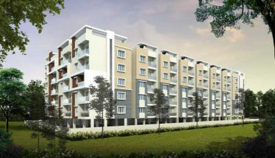 Gallery Cover Image of 1117 Sq.ft 2 BHK Apartment for buy in YD Exotica, Banaswadi for 6800000