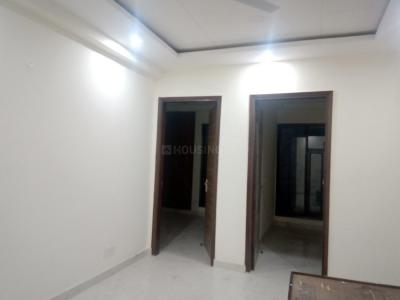 Gallery Cover Image of 1000 Sq.ft 2 BHK Independent Floor for rent in Chhattarpur for 16500