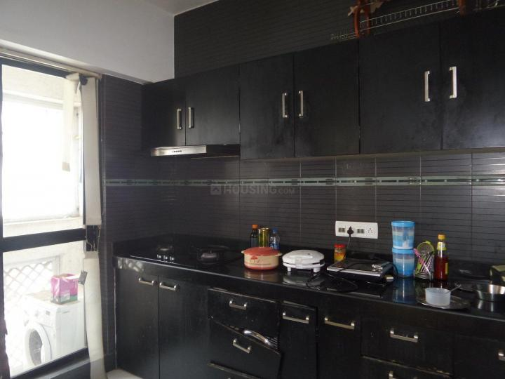 Kitchen Image of 1150 Sq.ft 2 BHK Apartment for rent in Kurla West for 45000