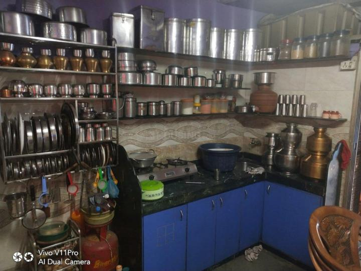 Kitchen Image of 1700 Sq.ft 4 BHK Apartment for rent in Vashi for 65000