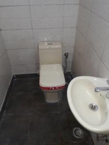 Bathroom Image of Orange Grey Rooms in Ranjeet Nagar
