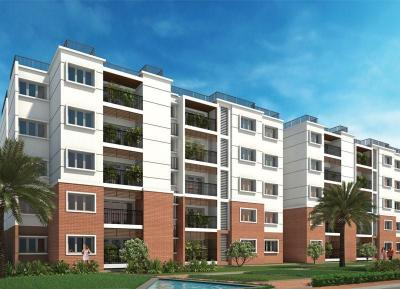 Gallery Cover Image of 1604 Sq.ft 3 BHK Apartment for buy in Bellandur for 14500000