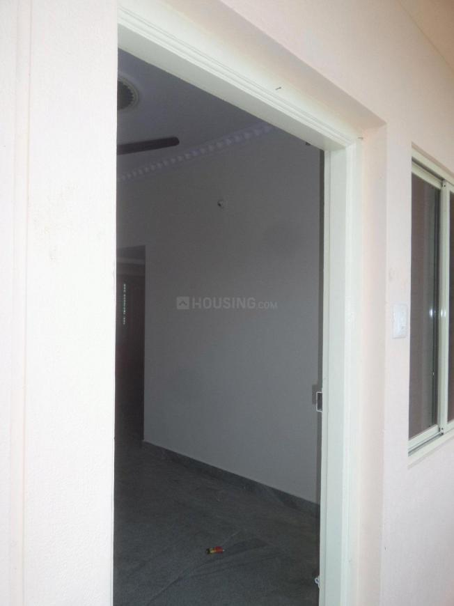 Main Entrance Image of 850 Sq.ft 2 BHK Apartment for rent in Class D Employees Housing Society Layout for 12000