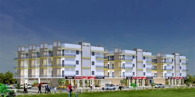Gallery Cover Image of 1650 Sq.ft 3 BHK Villa for buy in Ambesten Twin County, Noida Extension for 3699000