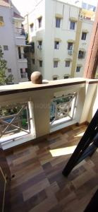 Balcony Image of Vijay PG Home Boy Only in Vastrapur