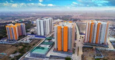 Gallery Cover Image of 1700 Sq.ft 3 BHK Apartment for buy in Siruseri for 8500000