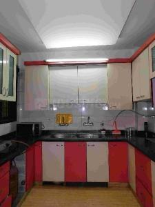 Kitchen Image of PG For Girls in Vijay Nagar
